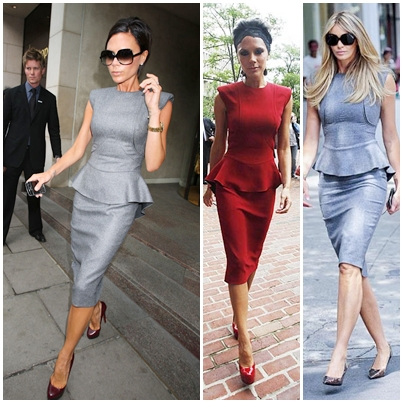 DIY Designer Fashion – Make your own Victoria Beckham ...