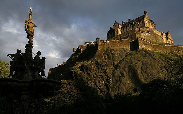 Edinburgh Spooky Tours