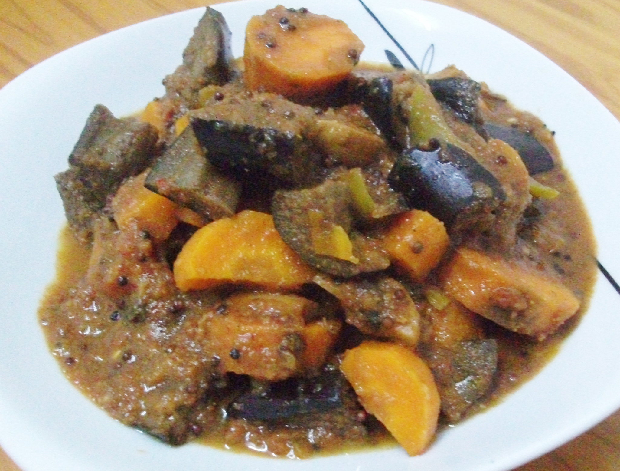Super Spicy Curry Super Spicy Roasted Vegetable