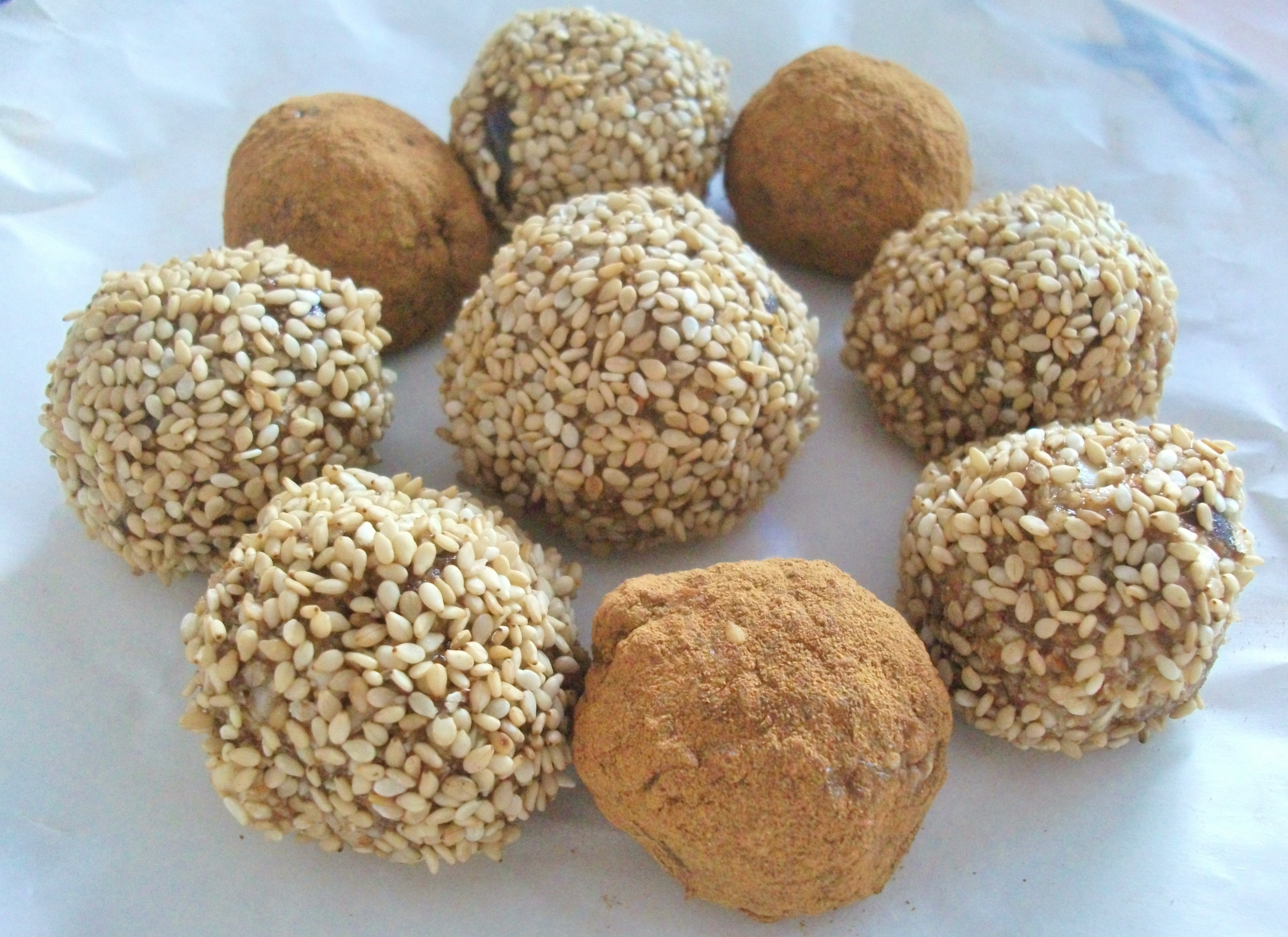 Ginger Truffles – Vegan, No bake and oh so good (Vegan & Gluten Free ...