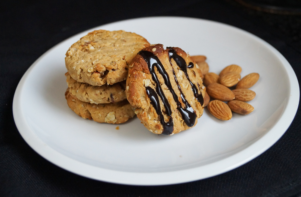 double almond cookies use this one