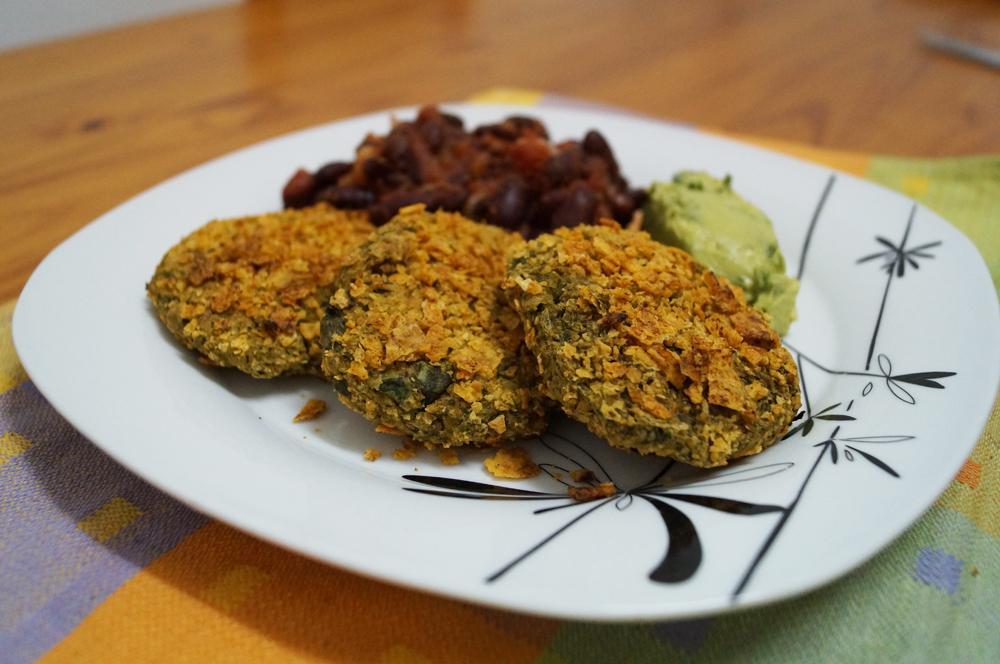 nacho falafel