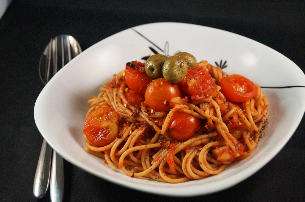 Quick and Easy Spaghetti ArrabiataThis Is My Inspiration | This Is My ...