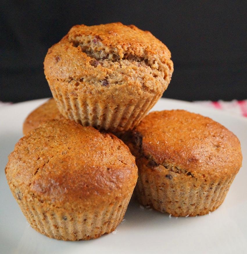 cranberry muffins csm