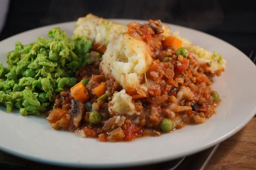 lentil shepherds pie sm